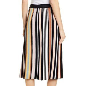 BNWT Tory Burch Striped Sweater Skirt